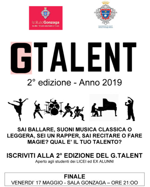 G.TALENT 2a Edizione 2019