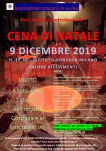 Cena di Natale 2019